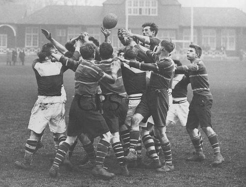 Réhabilitation Extension pôle Rugby